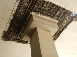 Гидродемонтаж бетона перекрытий