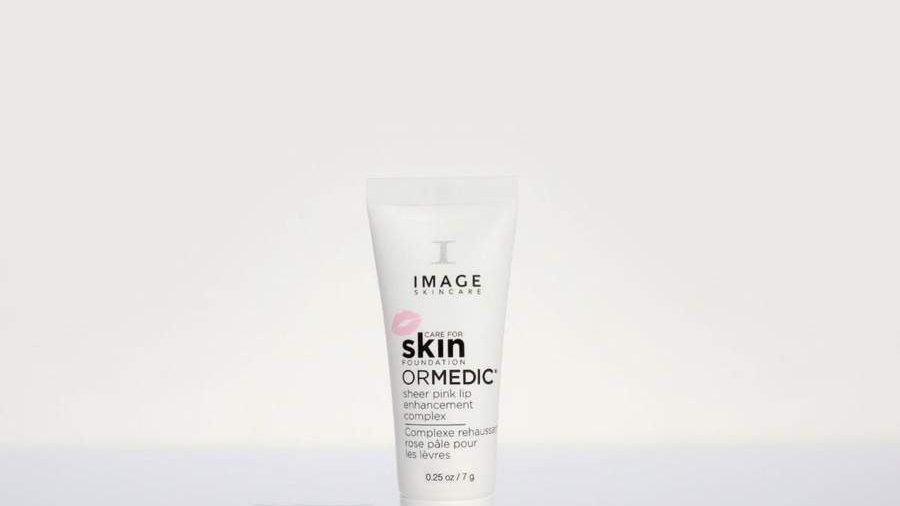 ORMEDIC sheer pink lip enhancement complex