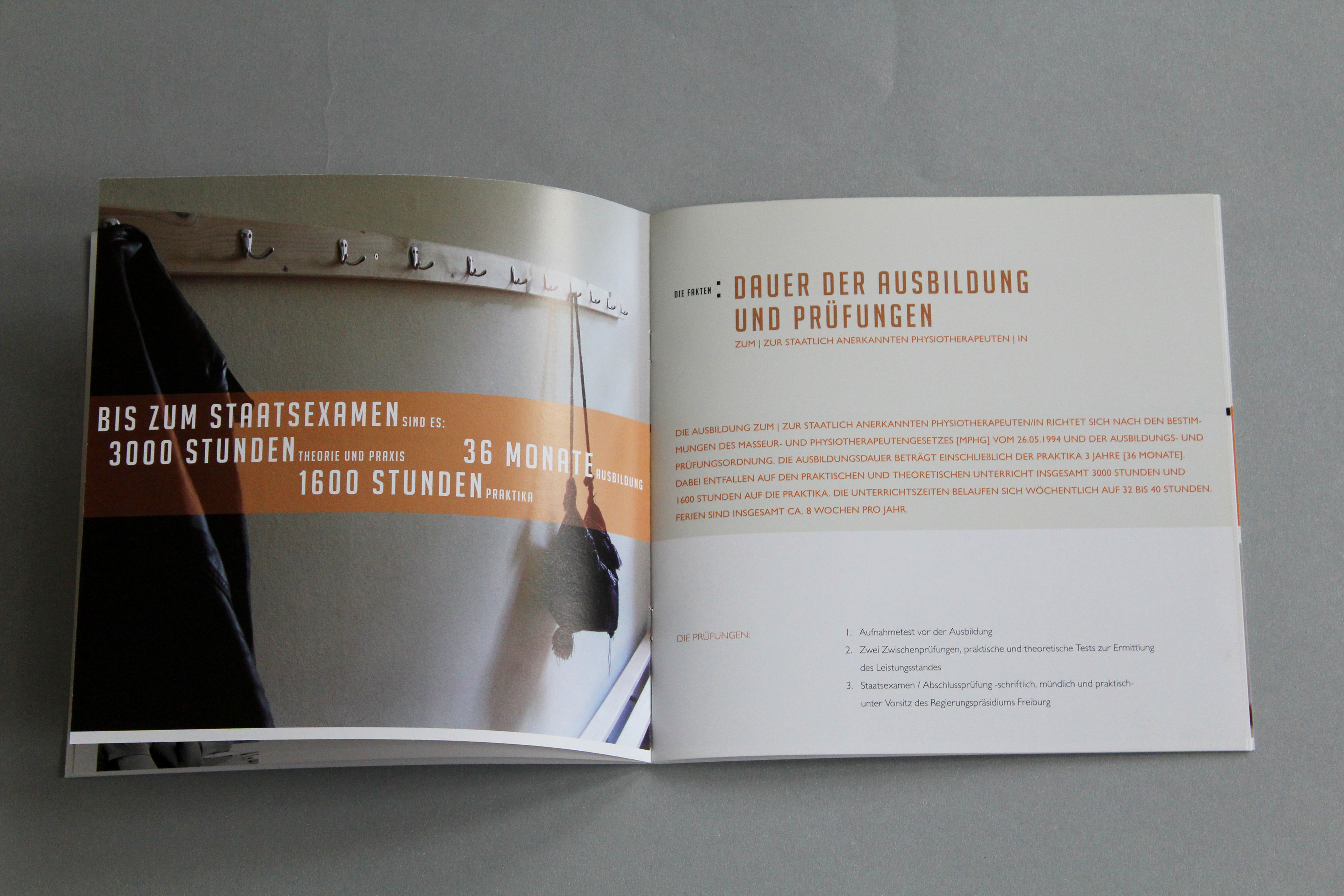 Doppelseite Broschüre GSSW