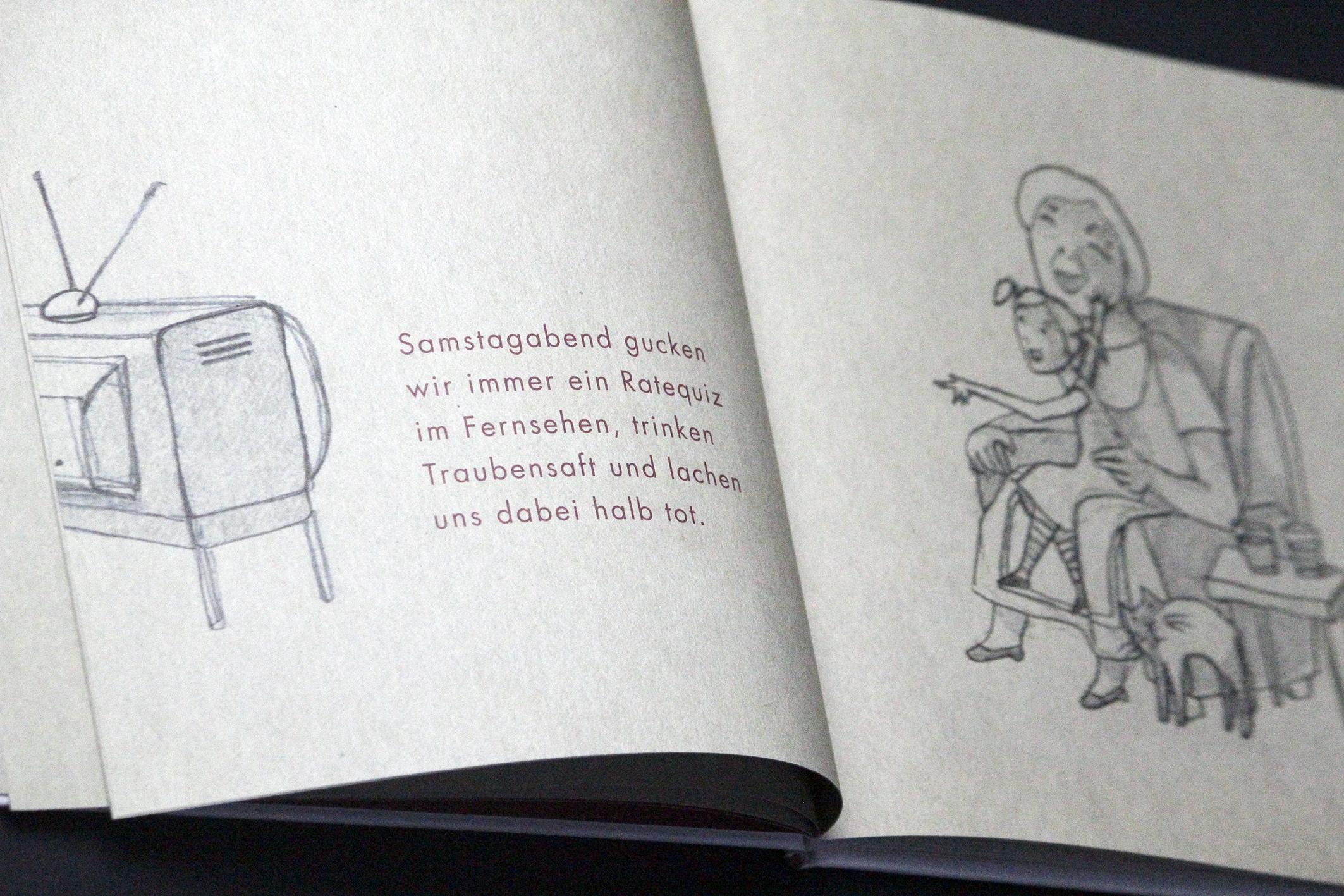 Layoutgestaltung Bilderbuch