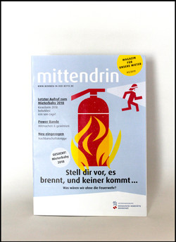 Coverillustration Magazin