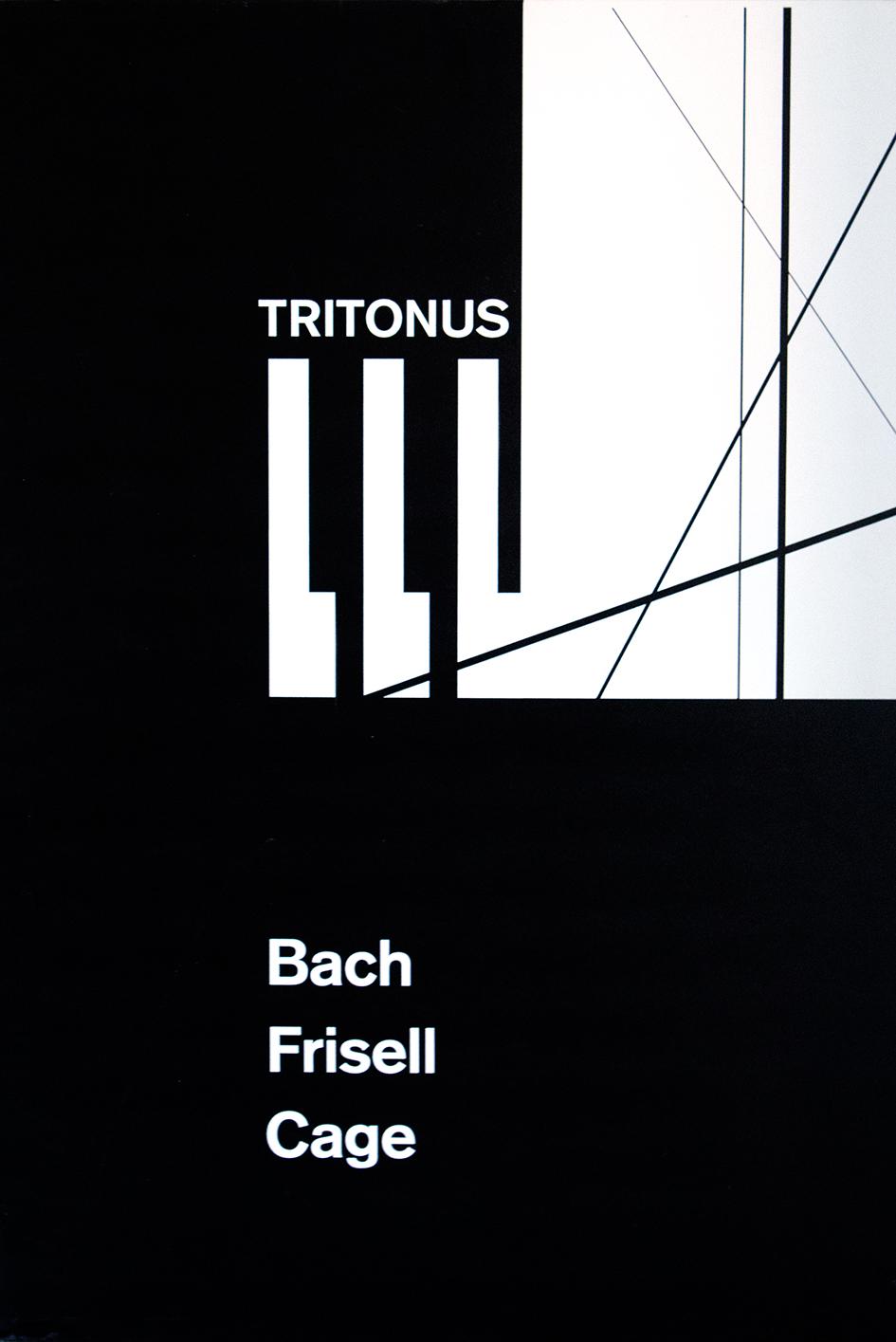 Plakatgestaltung Tritonus