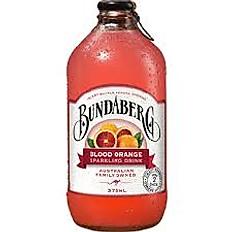Blood Orange Sparkling Bundaberg