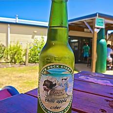Apple-Jalapeno Dry Cider by Elephants Rock Cider Co. 6.5%