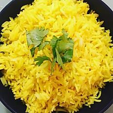 Saffron Rice / Reg Steamed Rice