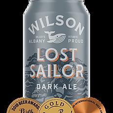 Lost Sailor Dark Ale 5.3% (Albany, WA)