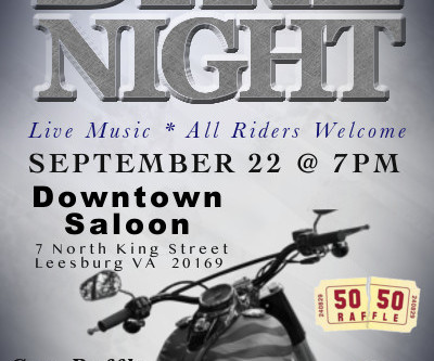 The 2018 Gray Ghost Bike Night is Approaching!!