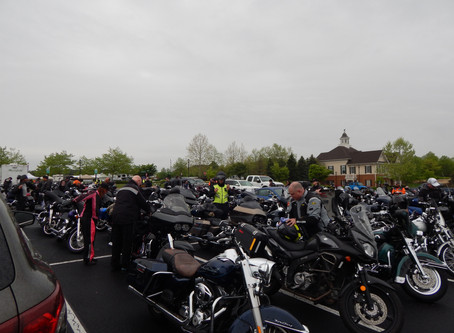 SHMC & Gray Ghost Support Officer Down Memorial Ride (ODMR) 2017