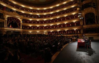 Гала-концерт лауреатов Международного конкурса певцов - исполнителей итальянской оперы «Competizione