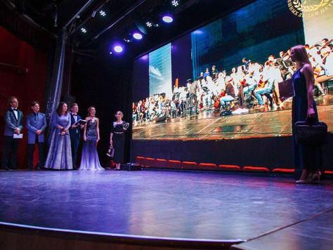 VI ежегодная церемония вручения премии «20 успешных людей Петербурга 2016»