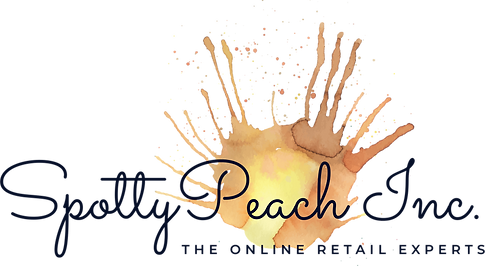 SpottyPeach Inc. Logo