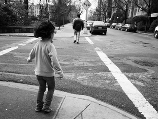 Six Things to Tell Your Kids Before Crossing the Street