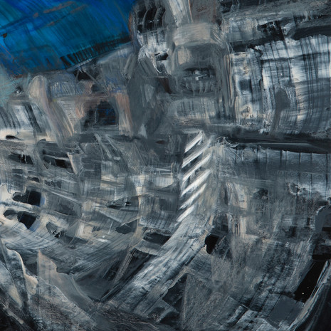 Remaining Landscapes, Dizziness- Barcelona (detail)