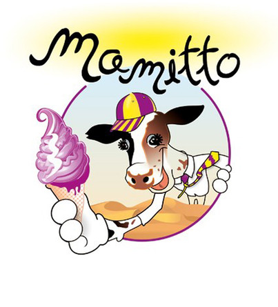 """project: logo / logotype client: eis producer """"Mamitto"""" year: 2011"""