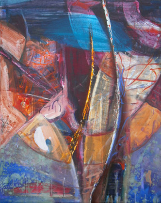 Transgressing in Transcendent (detail)