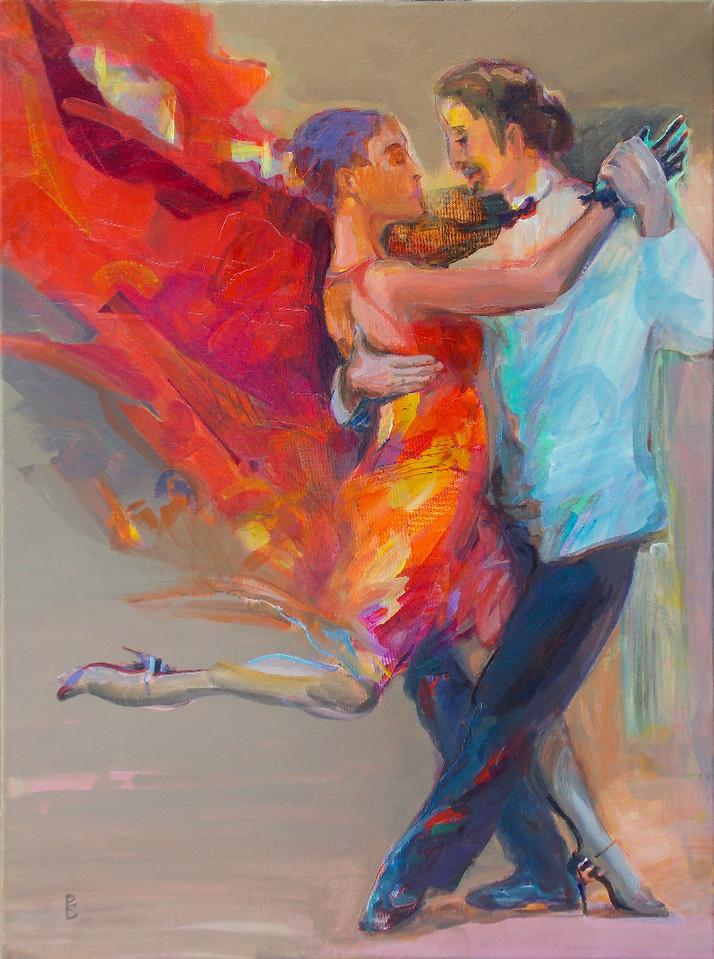 Летящо танго