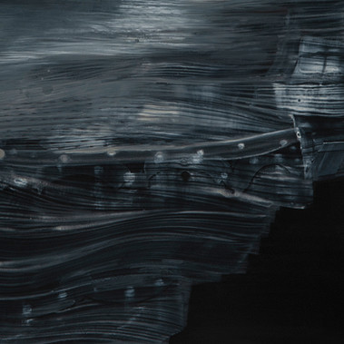 Remaining Landscapes, Harbour in Open Seas (detail)