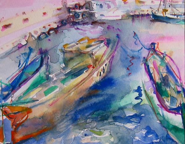 Несебърски лодки