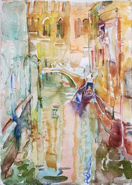Венеция - отражения