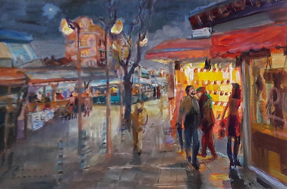 The Market Joro Kirkov
