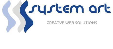 "project: logo  client: web solutions ""System Art"" year: 2011"