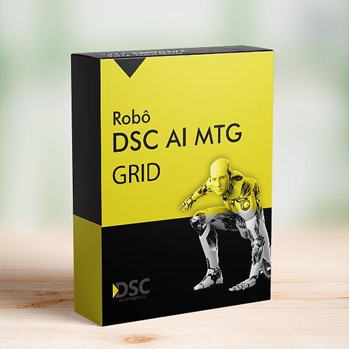 Robô DSC AI MTG GRID (LICENÇA VITALÍCIA)