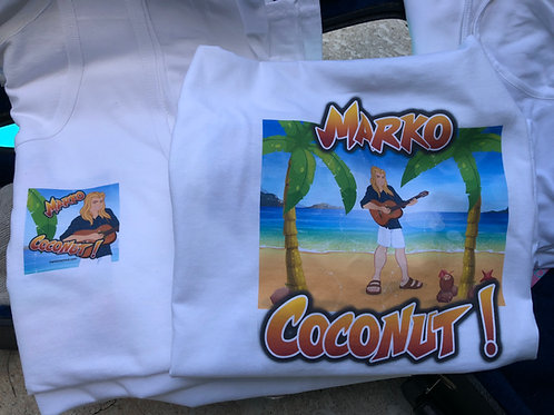 Marko Coconut 2020 Edition T-shirt