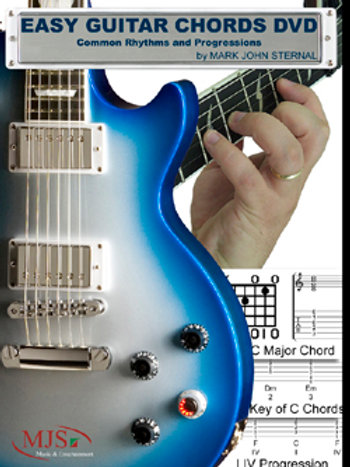 EASY GUITAR CHORDS: Common Rhythms and Progressions