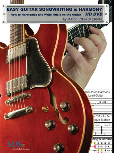 EASY GUITAR SONGWRITING & HARMONY How to Harmonize and Write Music on the Guitar