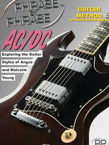Phrase By Phrase Guitar Method - AC/DC: Exploring Angus and Malcolm Young