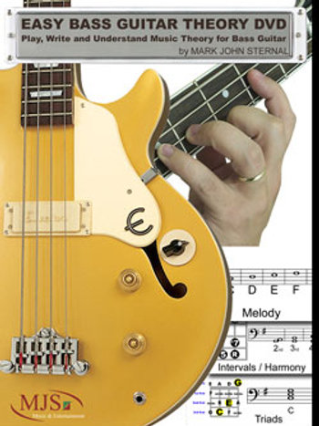 EASY BASS GUITAR THEORY: Play, Write and Understand Music for Bass Guitar