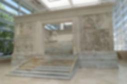 Emperor Augustus, circa 20 B.C. Vatican Museums, Vatican City