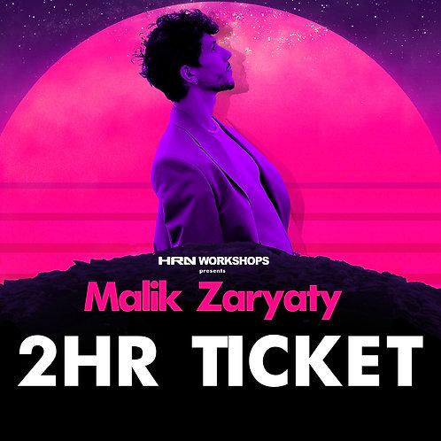 Ticket Malik