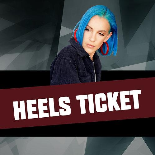 NK - Heels Ticket
