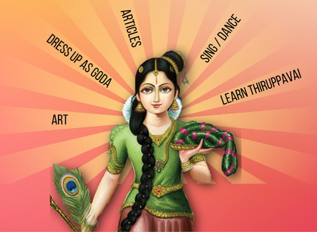 Learnings From Thiruppavai