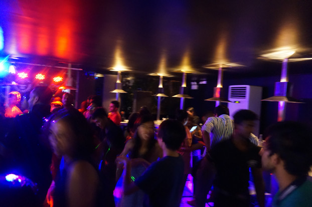 Club In Sri Lanka Floor By O