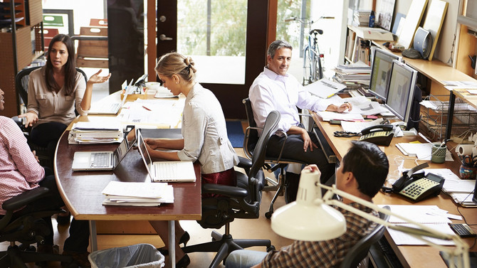 Organizational culture matters! It can make or break your company