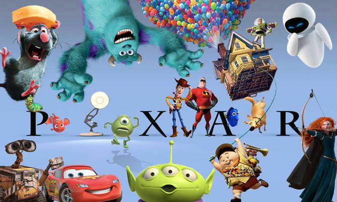 Pixar – story-tellers extraordinaire! - Part 4 of 5