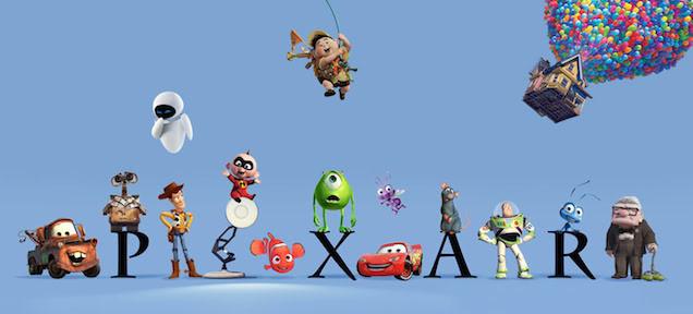 Pixar – story-tellers extraordinaire! - Part 1 of 5