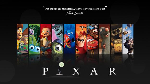Pixar – story-tellers extraordinaire! - Part 2 of 5