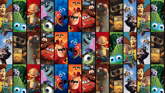Pixar – story-tellers extraordinaire! - Part 5 of 5