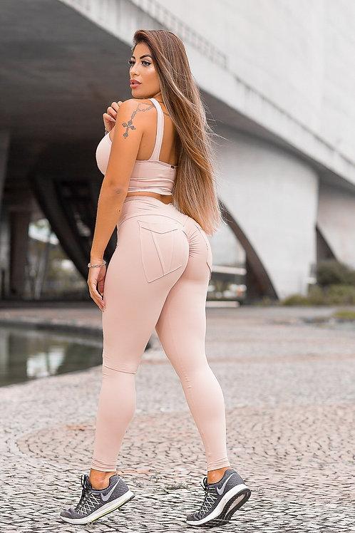 Calça Angel - Nude