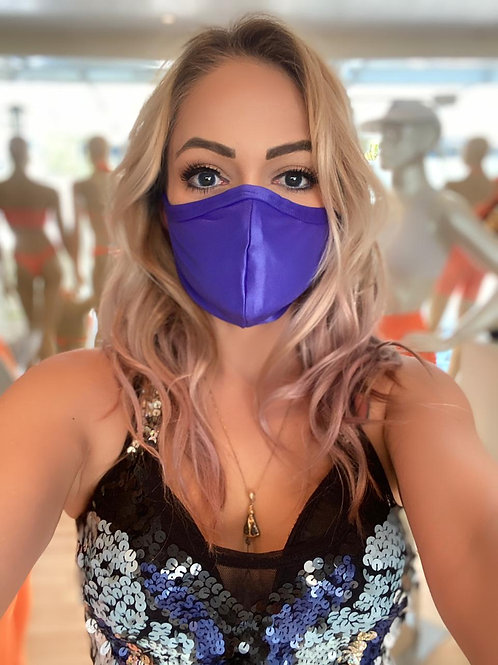 Máscara - Cirrê Azul