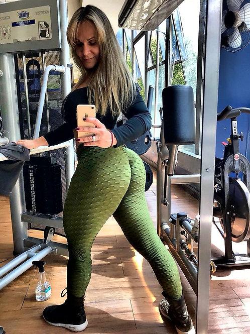 Calça Amanda - Verde Militar