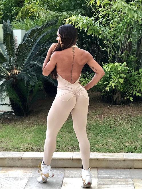 Macacão  Érica - Nude