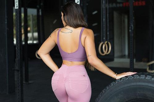 Calça Andrea - Rosê