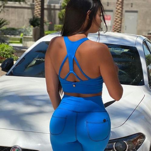 Calça Tina - Azul Elemento