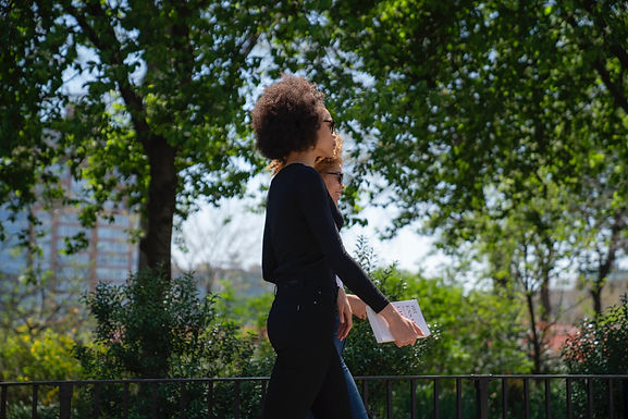 Walking 35 minutes a day can save your life