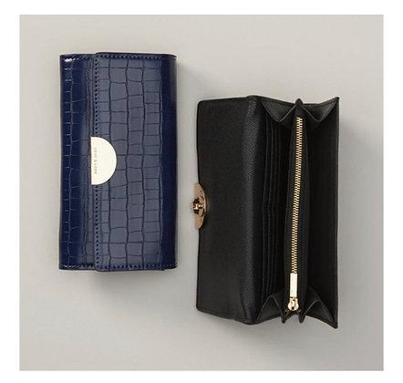 Spencer Clutch Wallet Dark Blue