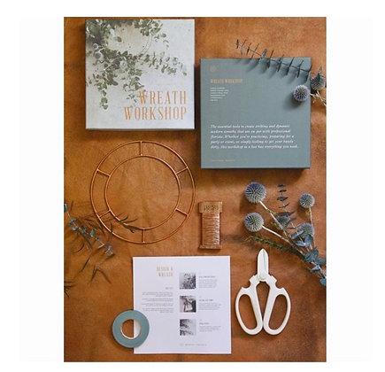 Wreath Workshop Kit w/Tutorials